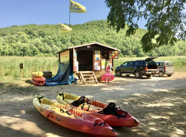 A.3 - Kayaks - Martial Garza
